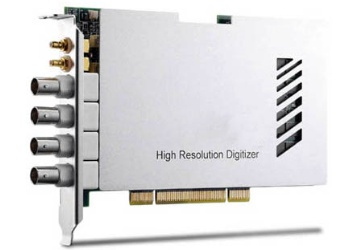 PCI-69826 4-CH 16-Bit 20 MS/s PCI Digitizers with 512 MB Memory