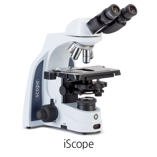 [iScope] Life Science Darkfield microscopes 암시야 현미경