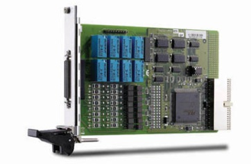 PXI-67252 8-CH Relay Outputs & 16-CH Isolated DI Module