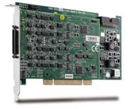 DAQ-62502 8-CH 12-Bit 1 MS/s Analog Output Multi-Function DAQ Cards