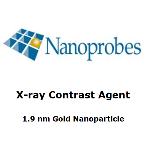 Gold X-ray Contrast Agent (1.9 nm, 5 Vials)