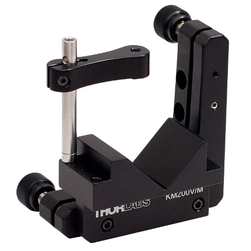 Large, Kinematic V-Clamp Mount