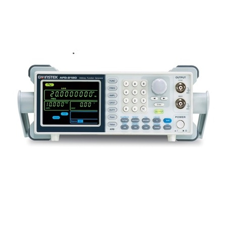 AFG-2112, 12MHz Arbitrary DDS Function Generator with Counter, Sweep, AM, FM and FSK Modulation