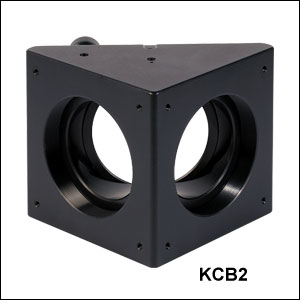 Right Angle 60 mm Cage Kinematic Mirror Mount