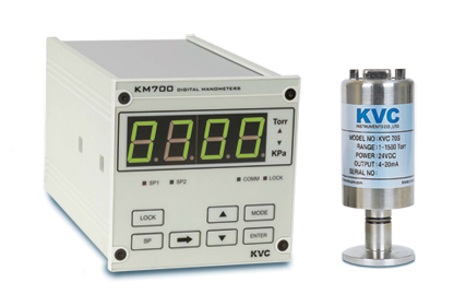 KVC700 Digital Manometer Indicator