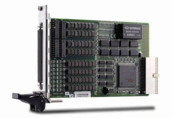 PXI-67433 64-CH Isolated Digital I/O Modules