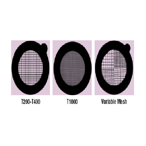Gilder Thin Bar Grids (Square Mesh)