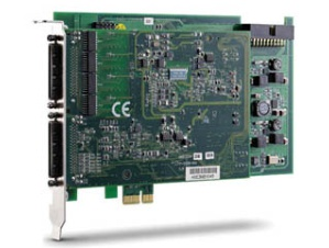 DAQe-62204 32/64-CH 12-Bit 3 MS/s Multi-Function DAQ PCI Express Cards