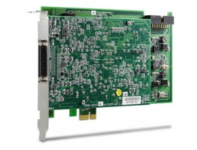 DAQe-62005 4-CH 16-Bit 500 KS/s Simultaneous-Sampling Multi-Function DAQ PCI Express Cards
