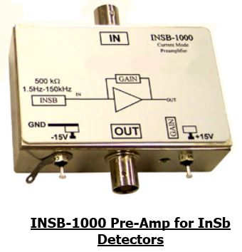 Pre-Amplifiers (INSB-1000)