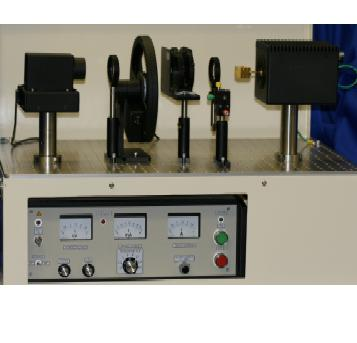 Compact THz Spectrometer