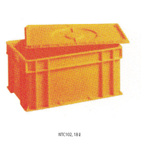 HDPE Stackable Rectangular Tool Container (공구상자)