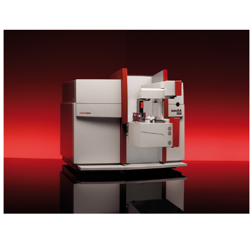 AAS, novAA 400P (flame & graphite furnace system)