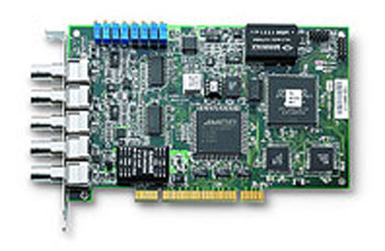 PCI-69812 4-CH 12-Bit 20 MS/s Simultaneous-Sampling Analog Input Cards