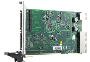 PXI-62206 Series 64-CH, 12/16-Bit, Up to 3 MS/s Multi-Function PXI Modules