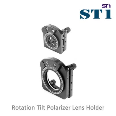 [SRTP-1,2] Rotation Tilt Polarizer Lens Holder
