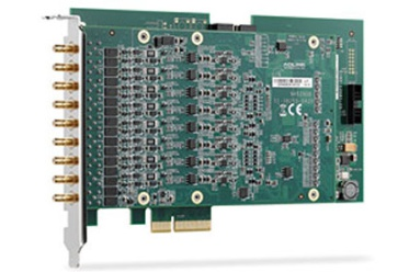 PCIe-69529 8-CH 24-Bit High-Resolution Dynamic Signal Acquisition Module