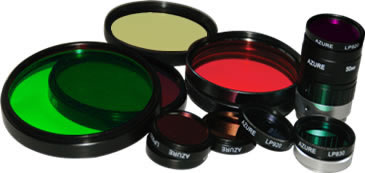 Machine Vision color Filters