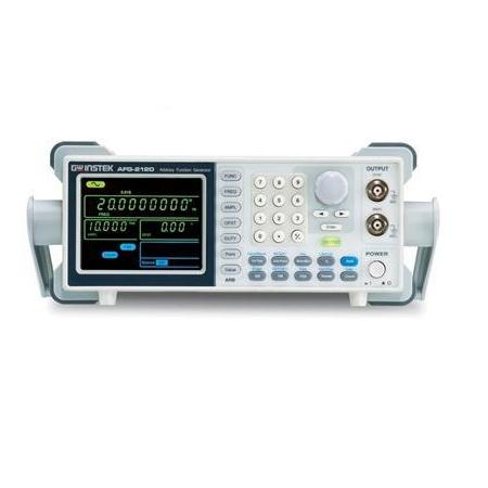 AFG-2125, 25MHz Arbitrary DDS Function Generator with Counter, Sweep, AM, FM and FSK Modulation