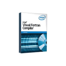 Visual Fortran Compiler Professional for Windows