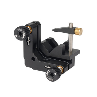 Small, Kinematic V-Mounts