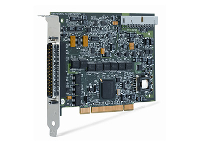 NI PCI-6230 M Series Multifunction DAQ