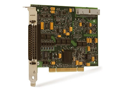 NI PCI-6233 M Series Multifunction DAQ