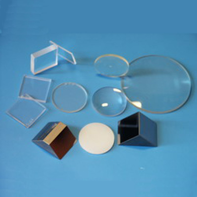 THz materials and components