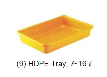 Heavy-duty Multiuse Trays