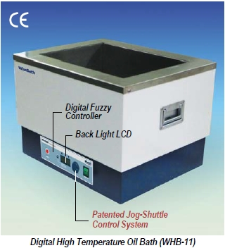 Digital High Temperature Oil Bath